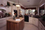 Country French House Plan Kitchen Photo 03 - 024D-0060 | House Plans and More