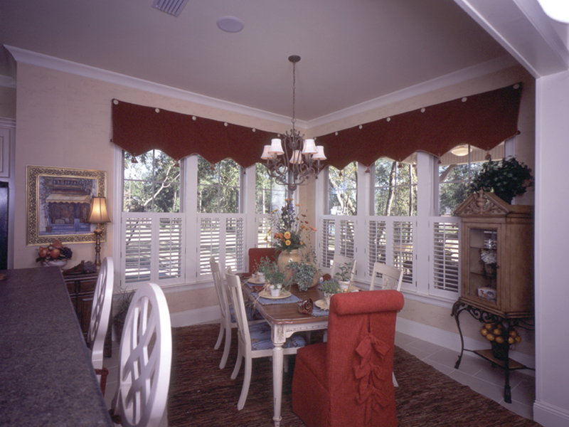 Country French Home Plan Kitchen Photo 04 024D-0060