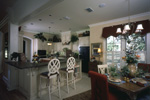 European House Plan Kitchen Photo 05 - 024D-0060 | House Plans and More