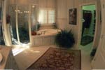 European House Plan Master Bathroom Photo 02 - 024D-0060 | House Plans and More