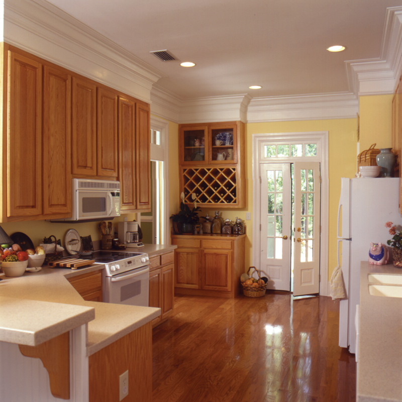 Traditional House Plan Kitchen Photo 01 024D-0061
