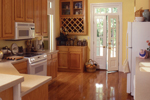 Cape Cod and New England Plan Kitchen Photo 01 - 024D-0061 | House Plans and More