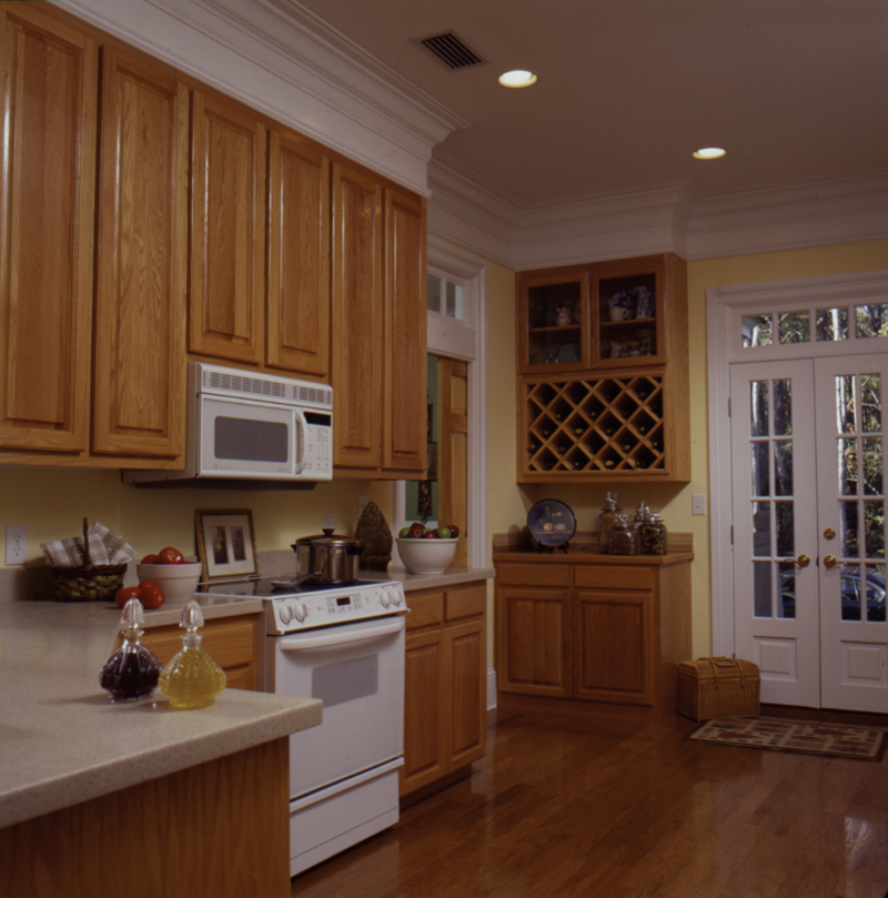 Traditional House Plan Kitchen Photo 02 024D-0061