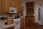 Cape Cod and New England Plan Kitchen Photo 02 - 024D-0061 | House Plans and More
