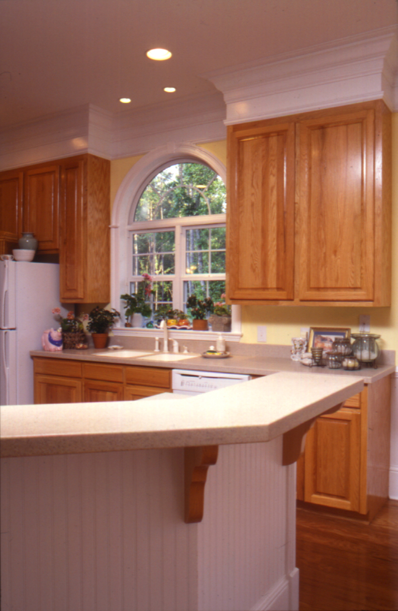 Traditional House Plan Kitchen Photo 03 - 024D-0061 | House Plans and More