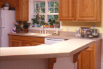 Cape Cod and New England Plan Kitchen Photo 03 - 024D-0061 | House Plans and More
