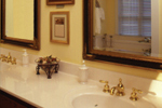 Arts & Crafts House Plan Master Bathroom Photo 03 - 024D-0061 | House Plans and More