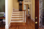 Cape Cod and New England Plan Stairs Photo - 024D-0061 | House Plans and More