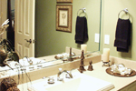 Country French House Plan Bathroom Photo 02 - 024D-0062 | House Plans and More