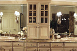 Country French Home Plan Bathroom Photo 04 - 024D-0062 | House Plans and More