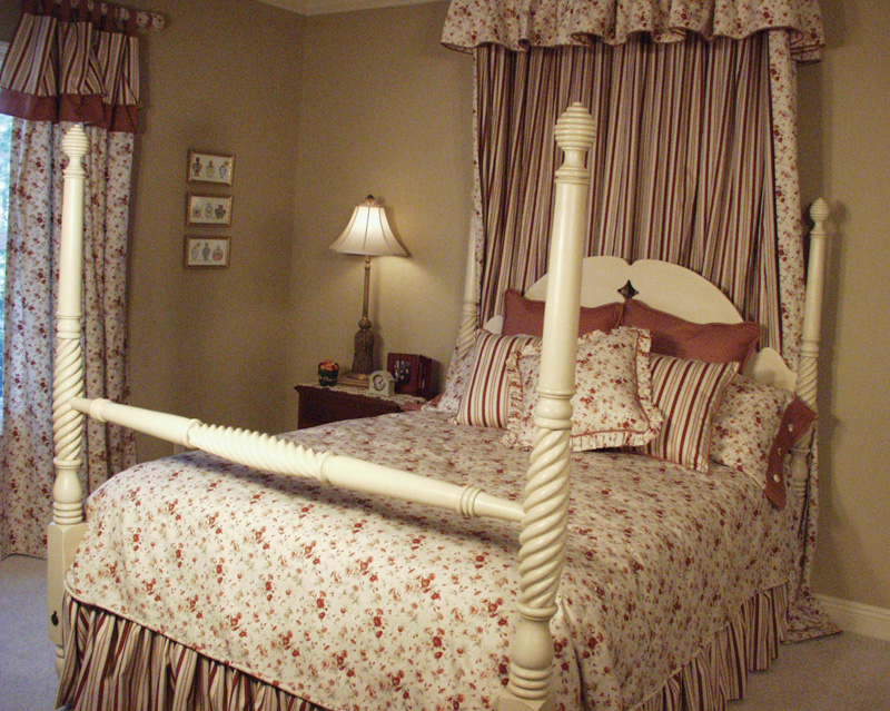 Country French House Plan Bedroom Photo 08 - 024D-0062 | House Plans and More