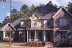 Traditional House Plan Front Photo 01 - 024D-0062 | House Plans and More