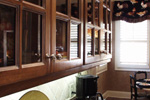 European House Plan Kitchen Detail Photo - 024D-0062 | House Plans and More