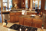 Country French Home Plan Kitchen Photo 07 - 024D-0062 | House Plans and More