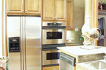 European House Plan Kitchen Photo 09 - 024D-0062 | House Plans and More