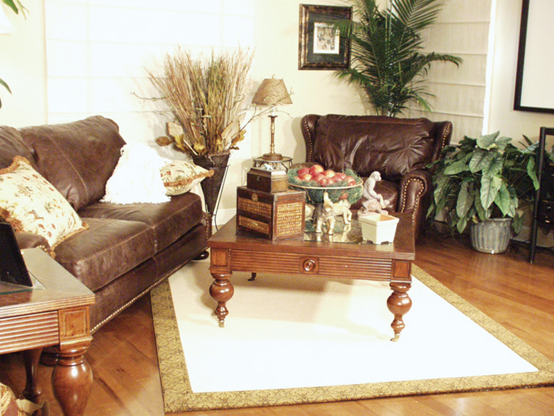 Country French Home Plan Media Room Photo 01 024D-0062