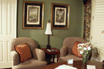 Country French Home Plan Sitting Room Photo 02 - 024D-0062 | House Plans and More