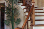 Country French Home Plan Stairs Photo - 024D-0062 | House Plans and More