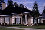 Florida House Plan Front Photo 03 - 024D-0065 | House Plans and More
