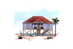Ideal Beach/Vacation Home With Desired Appeal