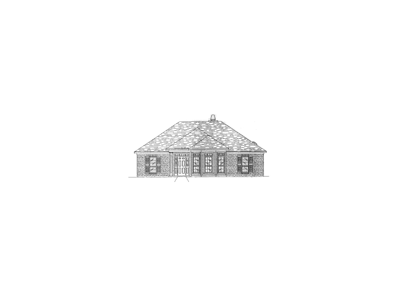 Victorian House Plan Front of Home - 024D-0137 | House Plans and More