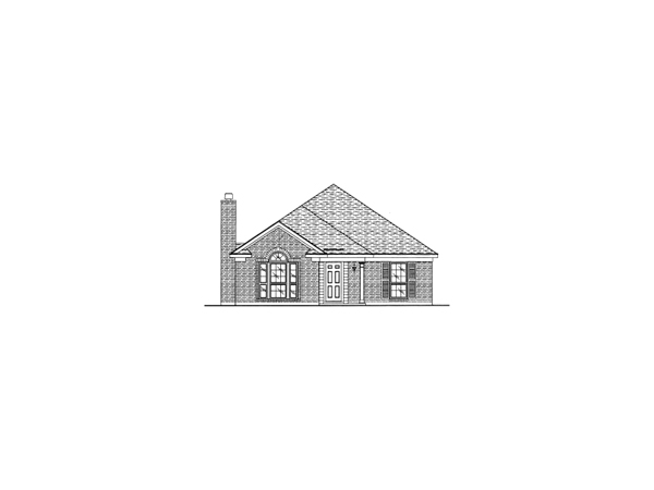 Haynes ranch home plan 024d 0183 house plans and more - Full verandah house plans the functional extra space ...
