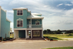 Raised Stucco Two-Story Perfect For Beach/Coastal Areas