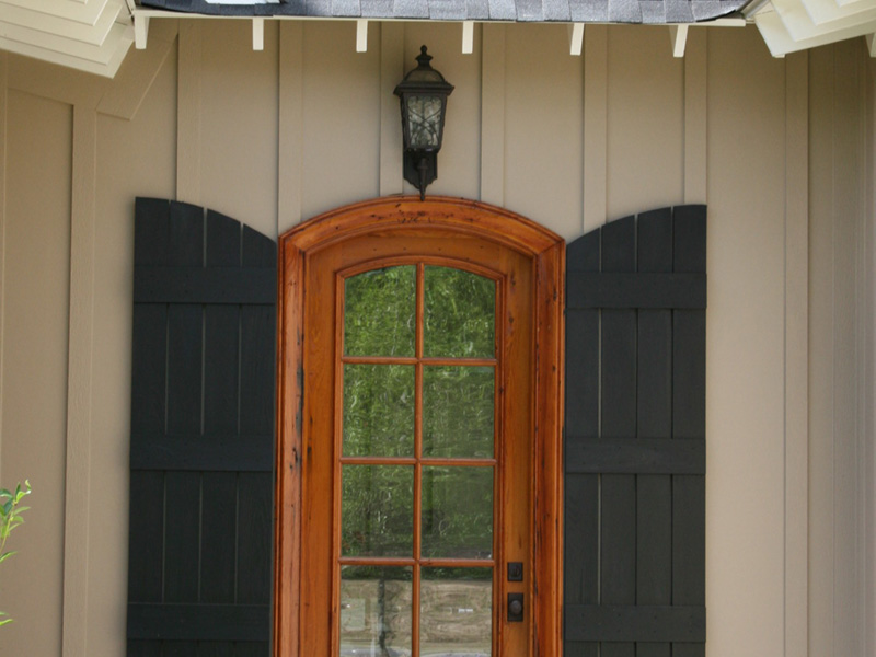 European House Plan Door Detail Photo 01 - 024D-0591 | House Plans and More