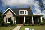 Sunbelt Home Plan Front Photo 03 - 024D-0591 | House Plans and More