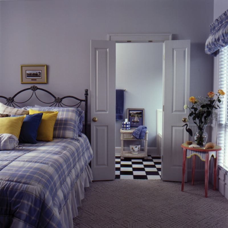 Lake House Plan Bedroom Photo 01 024D-0609