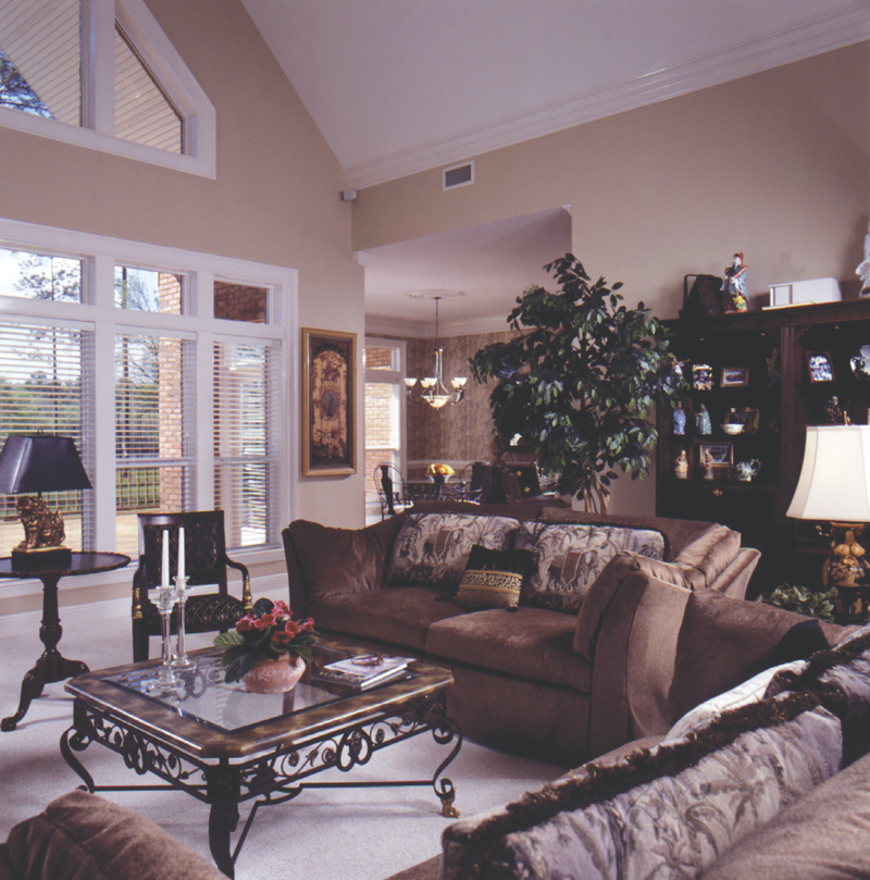 Neoclassical Home Plan Living Room Photo 01 024D-0639