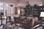 Neoclassical Home Plan Living Room Photo 01 - 024D-0639 | House Plans and More
