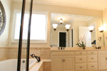 Acadian House Plan Bathroom Photo 02 - 024D-0797 | House Plans and More