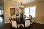 Acadian House Plan Dining Room Photo 01 - 024D-0797 | House Plans and More