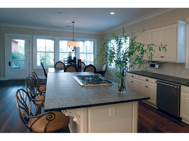 Country House Plan Kitchen Photo 03 024D-0797