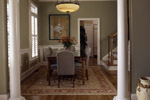 Southern House Plan Dining Room Photo 01 - 024S-0001 | House Plans and More