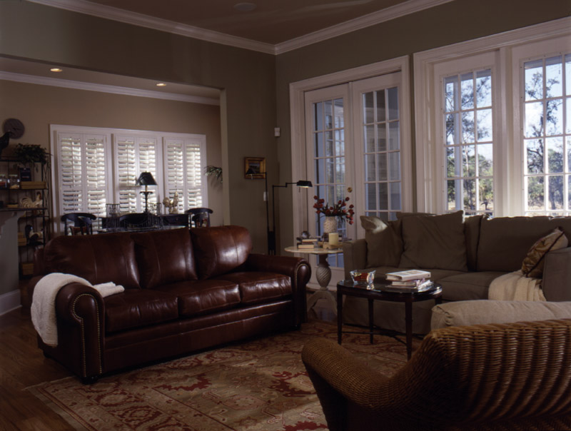Country House Plan Family Room Photo 02 024S-0001