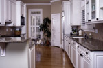 Sunbelt Home Plan Kitchen Photo 01 - 024S-0001 | House Plans and More