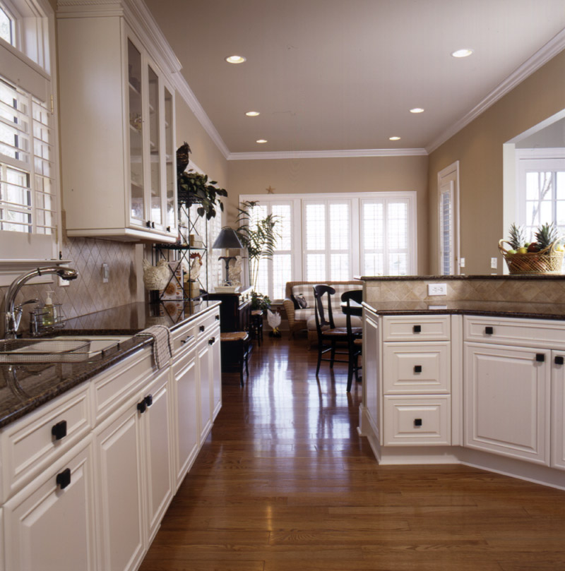 Craftsman House Plan Kitchen Photo 02 024S-0001