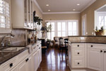 Sunbelt Home Plan Kitchen Photo 02 - 024S-0001 | House Plans and More