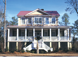 lowcountry house plans - acadian homes - french creole | house