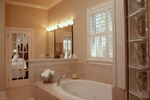 Luxury House Plan Master Bathroom Photo 01 - 024S-0001 | House Plans and More