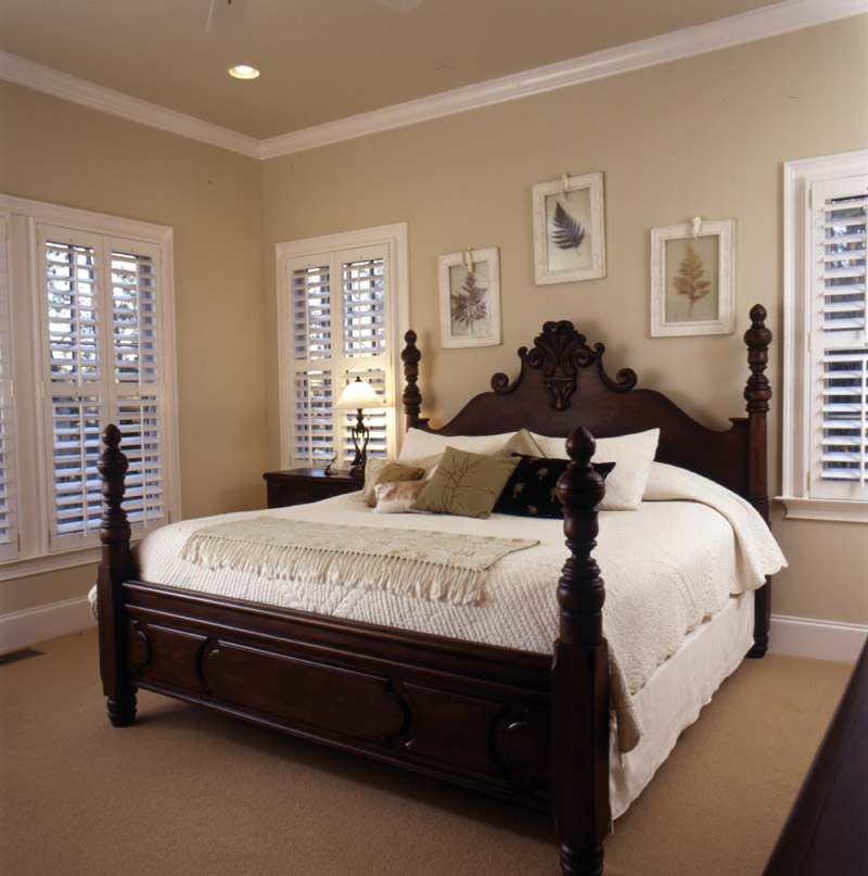 Lowcountry Home Plan Master Bedroom Photo 01 - 024S-0001 | House Plans and More