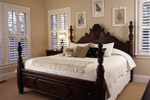 Luxury House Plan Master Bedroom Photo 01 - 024S-0001 | House Plans and More