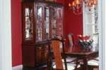Arts and Crafts House Plan Dining Room Photo 01 - 024S-0003 | House Plans and More