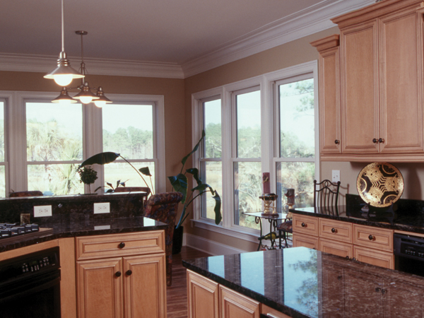 Traditional House Plan Kitchen Photo 02 024S-0003