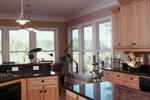 Cape Cod and New England Plan Kitchen Photo 02 - 024S-0003 | House Plans and More