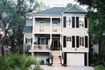 Lowcountry Home Plan Front Photo 01 - 024S-0006 | House Plans and More