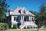 Stunning Raised Charleston Style Luxury Home