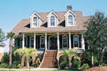 Lowcountry Home Plan Front Photo 01 - 024S-0019 | House Plans and More